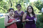 Friends and Family of Francena Amparo Valerie Vlado, Wanda Amparo, Melissa Rivera