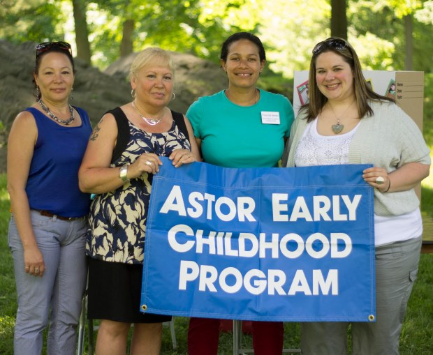 Astor Early Childhood Program with Legislator Amparo Photo Credit: Travis Jones, Fortune Visuals