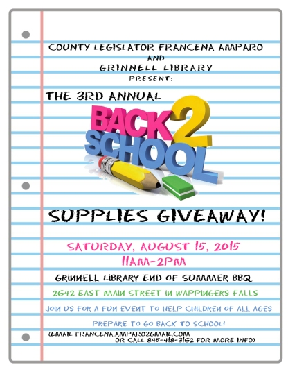 Back To School Supplies Giveaway 1