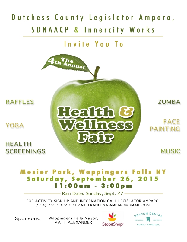 Health Fair Flyer Final